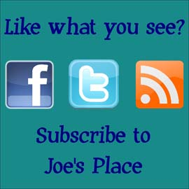 Subscribe to Joe's Place